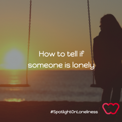 Recognising loneliness