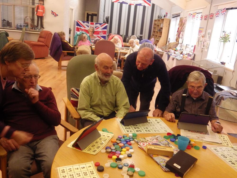 Dementia blog 1