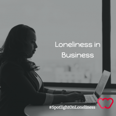 Loneliness in Business