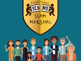 Friends Against Scams Scam Marshall