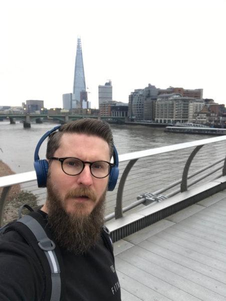 Tim Nokes Christmas Day London Run