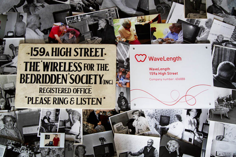 WaveLength at 80 Photo Collage