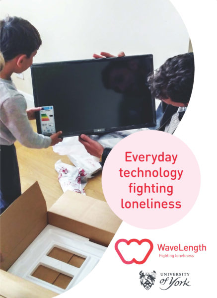 WaveLength Everyday technology fighting loneliness report