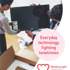 WaveLength Everyday technology fighting loneliness report