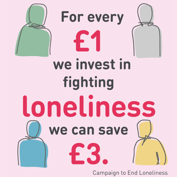 Donate to end loneliness