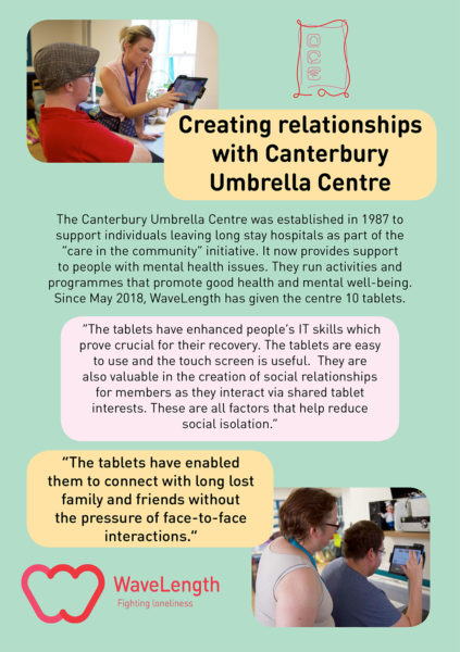 Umbrella Centre Case Study