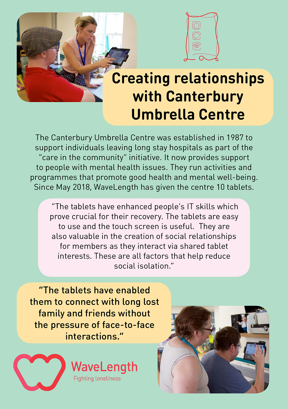 Umbrella Centre Case Study