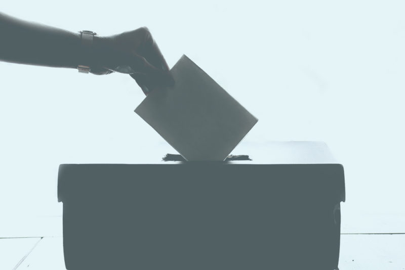 WaveLength Election Ballot Box