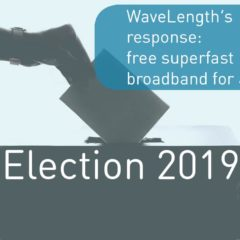 WaveLength's response to free broadband for all